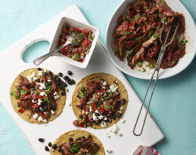 Aussie Grassfed Beef Barbacoa Tacos