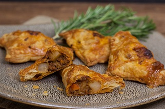 Irish Hand Pies with Australian Lamb