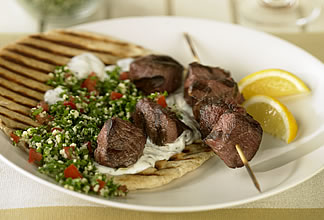 Ideas for Mother's Day: Aussie Lamb Kebabs 3 ways